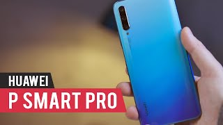Huawei P Smart Pro recenzija