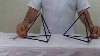 O Tetraedro Regular