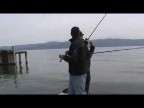 Robert Thorton with Back to Back Hudd fish!!!