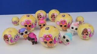 LOL Sürpriz  Pets ULTRA Rare Buldum 3. Seri L.O.L. Confetti Pop Evcil