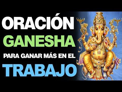 🙏 Milagrosa Oración a Ganesha PARA GANAR MÁS EN EL TRABAJO ¡100% Efectiva! 💵