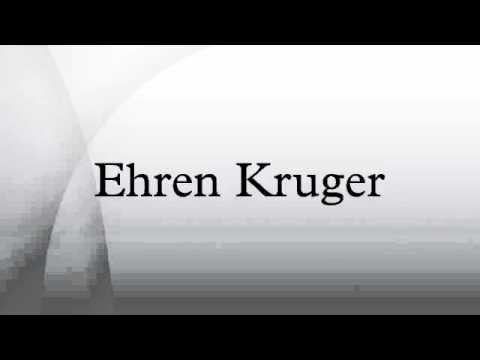 Ehren Kruger