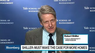 Yale's Shiller Says City Living Aimed at the Wealthy