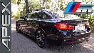 BMW 440i GRAN COUPE - TESTDRIVE (ENGLISH SUBTITLES) (2016)