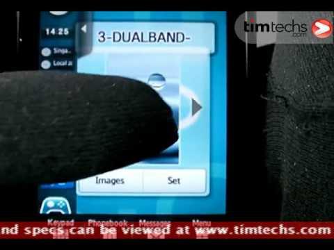 Samsung M8800 Pixon Video Review TIMTECHS.COM