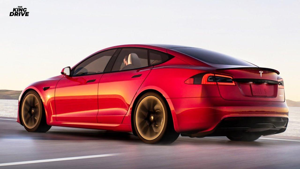 Премьера обновленной Tesla Model S 2021 - король скорости подкачался