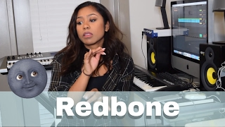 Redbone - Childish Gambino | Kassy Levels Cover
