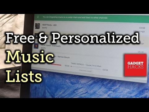 Create Your Own Personal Streaming Radio Service Online [How-To]