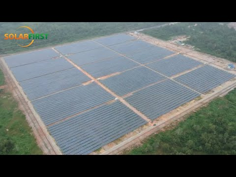 Solar Mounting Structure Factory In China--Solar First