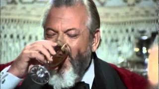 """Orson Welles in """"Dieci incredibili giorni"""" - La cena"""