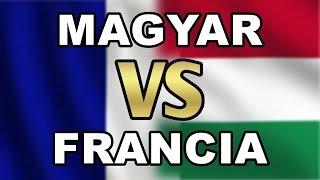 NYELV KIHÍVÁS! Magyar - Francia