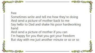 Johnny Cash - Send a Picture of Mother Live Lyrics