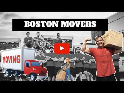 Moving Company | Boston Movers