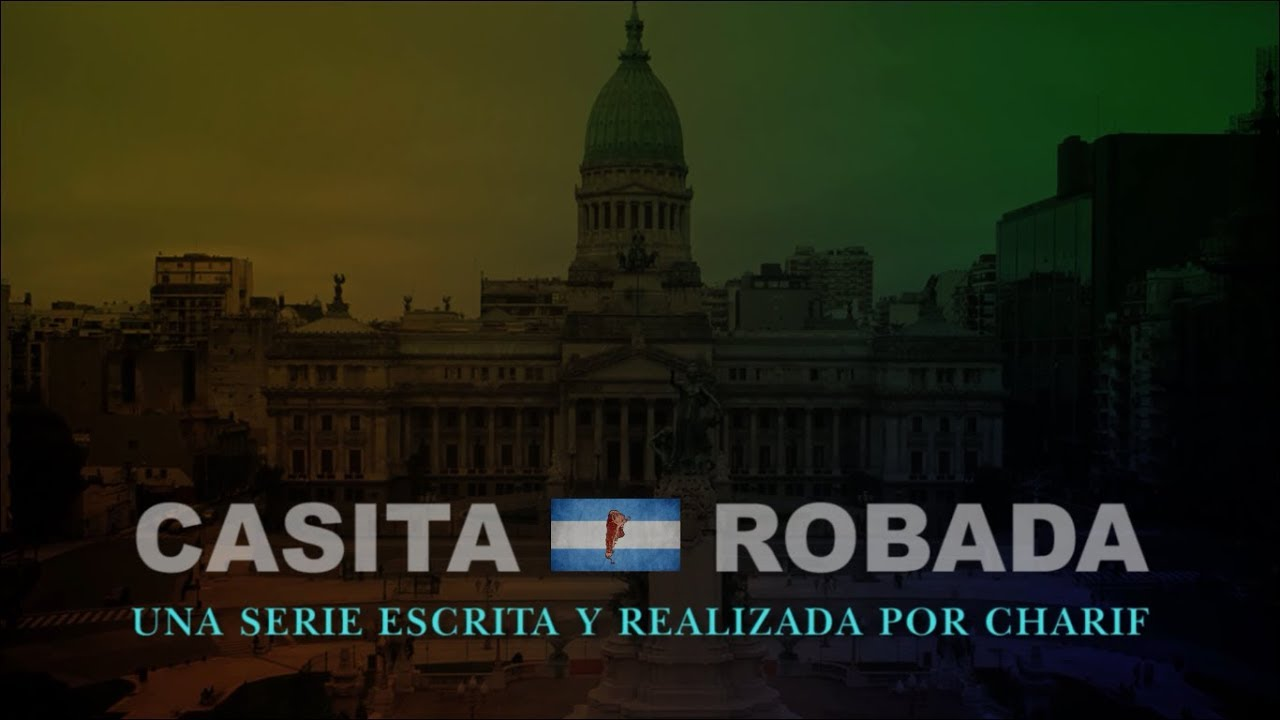 CASITA ROBADA (trailer)