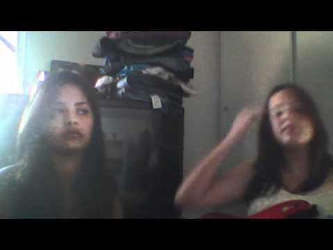 Scene girl webcam