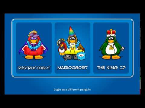 How to get an item adder for club penguin