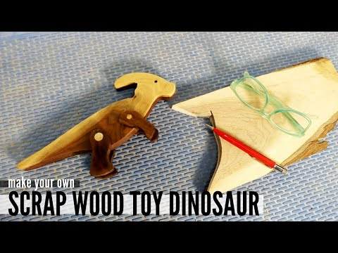 make-your-own-scrap-wood-toy-dinosaur