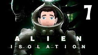 Alien: Isolation [Кошки-Мышки] #7