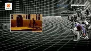 Motion Capture animation tool Xsens MVN - showreel 2012