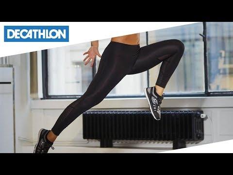 Come Nasce Il Legging 900 Modellante Di Domyos Decathlon Italia Youtube