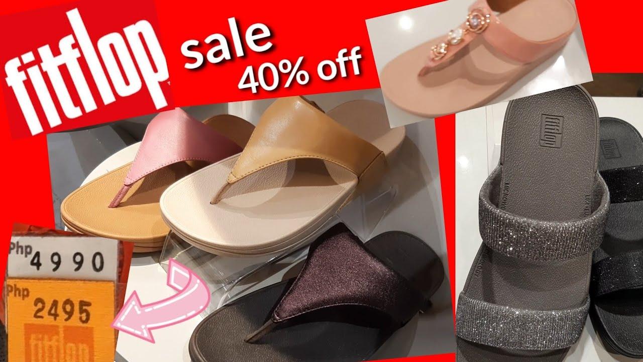 Fitflop Sandals \u0026 Shoes Sale 40% off