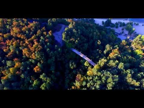 Черкаси з висоти пташиного польоту.Аерозйомка.Cherkasy,Ukraine.Aerial video HD.
