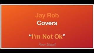 I'm Not Ok | H.E.R. | Piano Tutorial