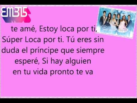 EME  15 Super Loca (Lyric Video) Travel Video