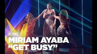 """Miriam Ayaba  """"Get Busy"""" - Finale - The Voice Of Italy 2019"""