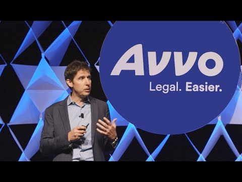 Doubling down on the demand-driven legal economy - Mark Britton - Lawyernomics 2017 by Avvo