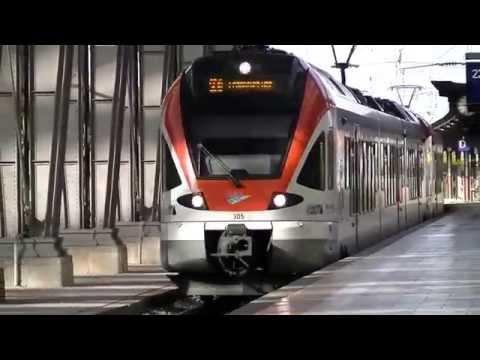 【Deutsche Transport】VIAS RHEINGAULINIE SPNV-Nord Eingabe Frankfurt Hauptbahnhof  (00510)