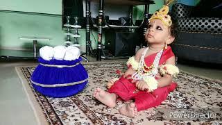 Video Bada natkhat hai re krishna kanhaiya ft 1Aryansh1 download MP3, 3GP, MP4, WEBM, AVI, FLV Agustus 2018