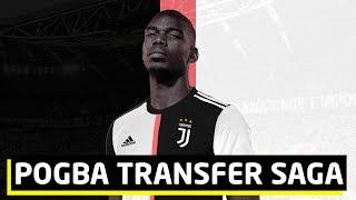 The Never Ending Pogba/Juve/Raiola/United Saga   Man Utd Transfer News