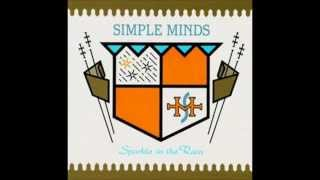 Simple Minds White Hot Day inst cover 2009