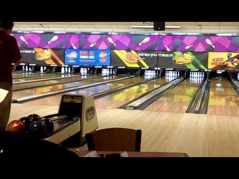 JBT at Union Hills 5-11-13 part 1 (junior pro bowling)
