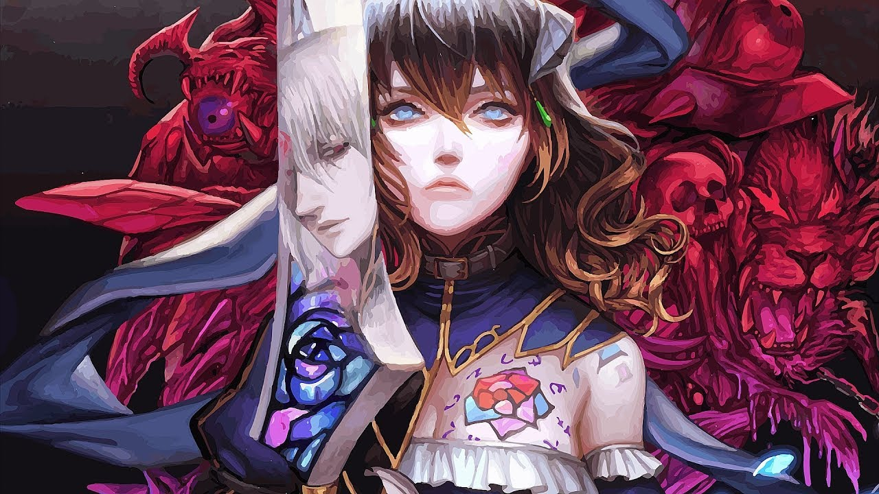 BLOODSTAINED RITUAL OF THE NIGHT Walkthrough Gameplay Part 1 - INTRO (RotN)