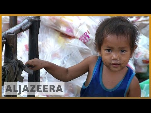 🇵🇭 One in five people in Philippines live in extreme poverty | Al Jazeera English