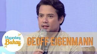 Geoff Eigenmann talks about his TV comeback in 'The Killer Bride' | Magandang Buhay