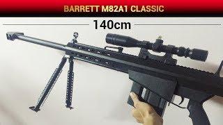 [CFVN] Súng đồ chơi 3z Barrett M82A1 dài 140cm giống hệt súng thật (Súng cực hiếm)