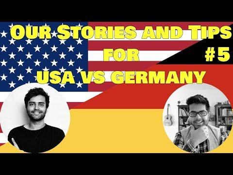 USA vs Germany   Jobs, Salary, Language #5