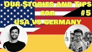 USA vs Germany | Jobs, Salary, Language #5