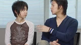 仮面ライダー響鬼 スペシャルインタビュー 明日夢&ヒビキ 1/2