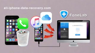 [Call Logs Recovery]: Three Ways to Recover Call History from iPhone 6 via FoneLab