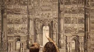 Assembling Dürer's Triumphal Arch, Of Us and Art: The 100 Videos Project, Episode 75