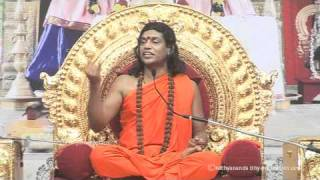 Master Technique to Realize Yourself -Patanjali Yoga Sutras 92:  Nithyananda Satsang 7 Jan 11.mp4