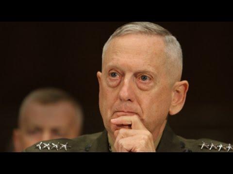 Source: Trump picks Mattis for Defense Dept.