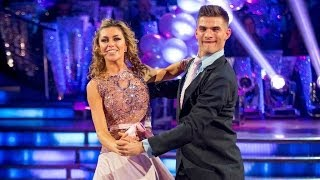 Abbey Clancy & Aljaz American Smooth to 'Sweet Caroline' - Strictly Come Dancing: 2013 - BBC One