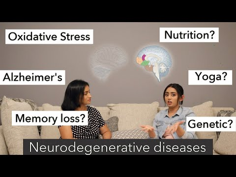 Neurodegenerative Diseases | Aging | Oxidative Stress |