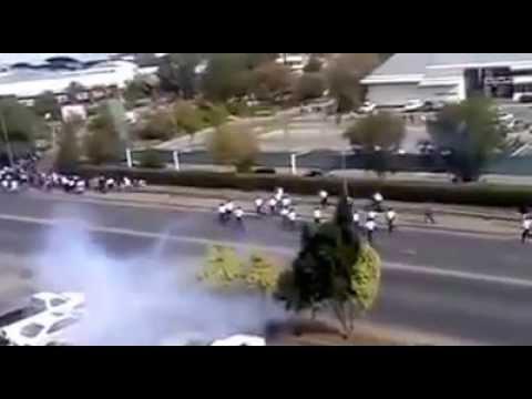 2011 Public strike in Botswana  goes fervent
