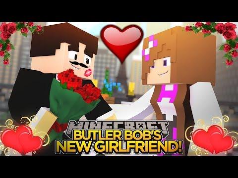 BUTLER BOB'S NEW GIRLFRIEND!! – Minecraft – Little Donny Adventures.